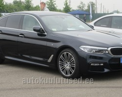 BMW 530d 3.0 Diisel 2017