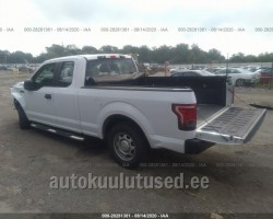 Ford  FORD F-150 XL 3,5 Bensiin 2017
