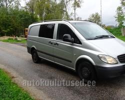 Mercedes-Benz Vito 111 Cdi 2.2 Diisel 20..