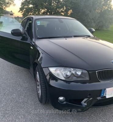 BMW 116 2 Diisel 2011