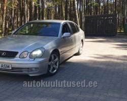Lexus GS 430 4.3 Bensiin 2001