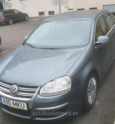 Volkswagen Jetta 1.6 Bensiin 2007