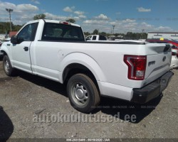 Ford  FORD F-150 XL/XLT 3,5 Bensiin 2016