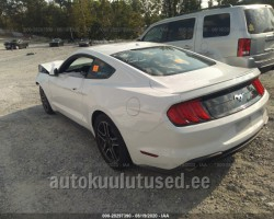 Ford  FORD MUSTANG ECOBOOST 2,3 Bensiin ..