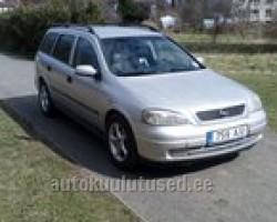 Opel Astre G 2,0 Bensiin 1998