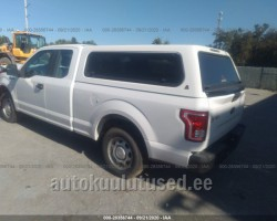 Ford  FORD F-150 XL 3,5 Bensiin 2016