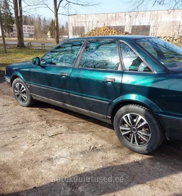 Audi 80 b4 2.0 Bensiin 1995