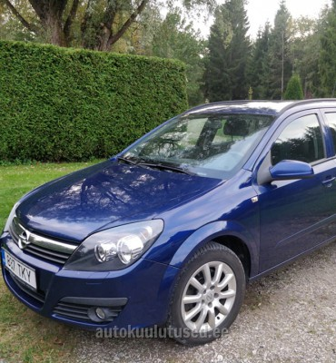 Opel Astra Station Wagon 1.9 Diisel 2005
