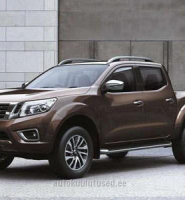 Nissan Navara 2.0 Bensiin 2012