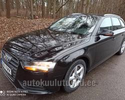 Audi A4 Avant 2.0 Diisel 2014