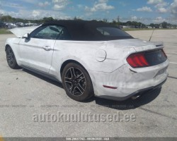 Ford FORD MUSTANG ECOBOOST 2,3 Bensiin 2..