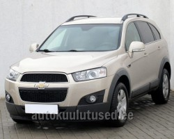 Chevrolet Captiva 2.2 Diisel 2012