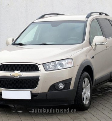 Chevrolet Captiva 2.2 Diisel 2012